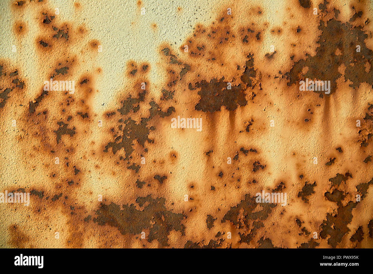 High Definition Texture Of A Rusty Weathered Ferrous Surface Stock Photo Alamy