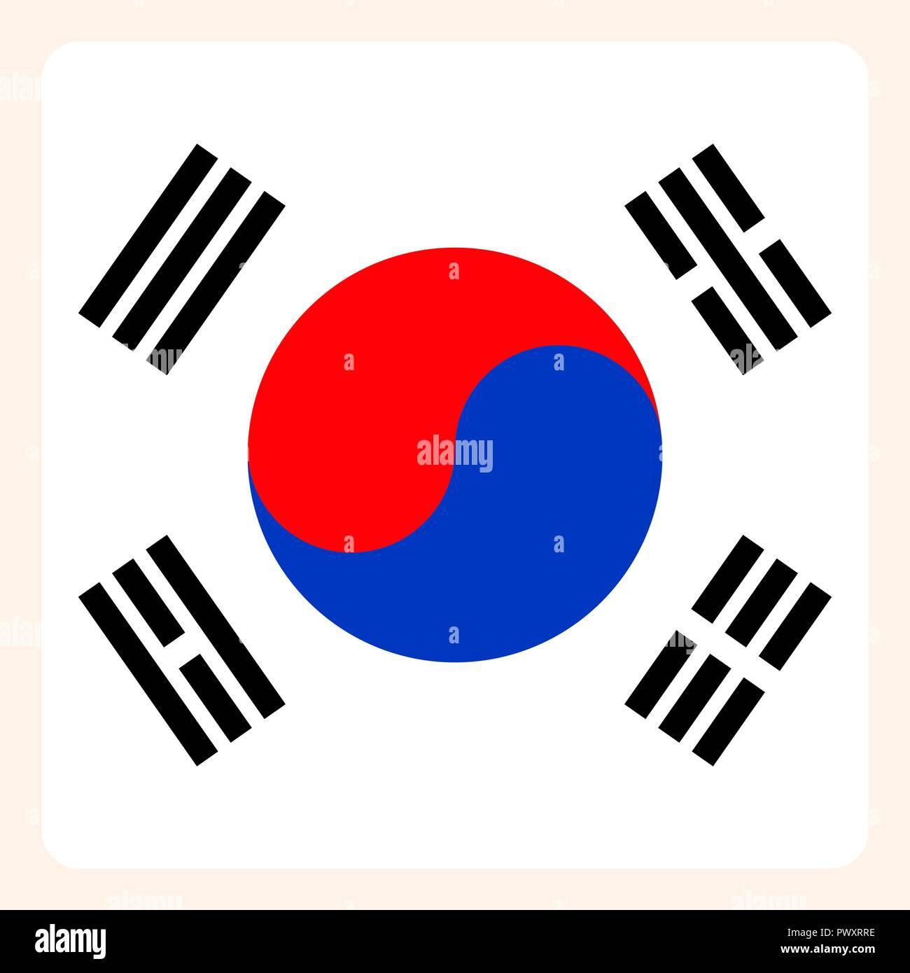 0a8e379d600e South Korea Vector Vectors Stock Photos   South Korea Vector Vectors ...
