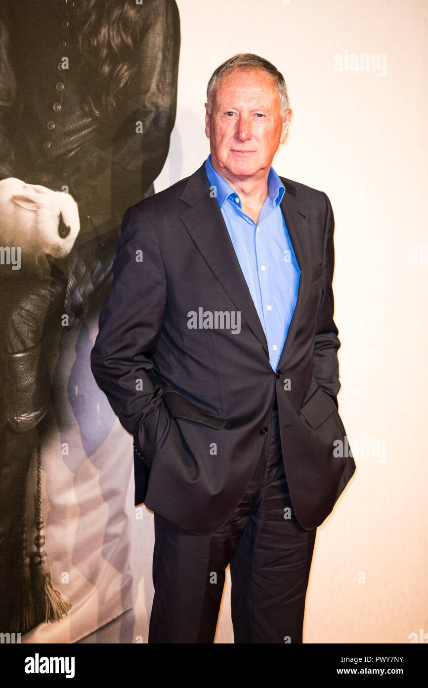 London, UK. 18th Oct, 2018. James Smith at The Favourite UK Premiere at the BFI London Film Festival American Express Gala on 18th October 2018 at BFI Southbank - London Credit: Tom Rose/Alamy Live News - Stock Image