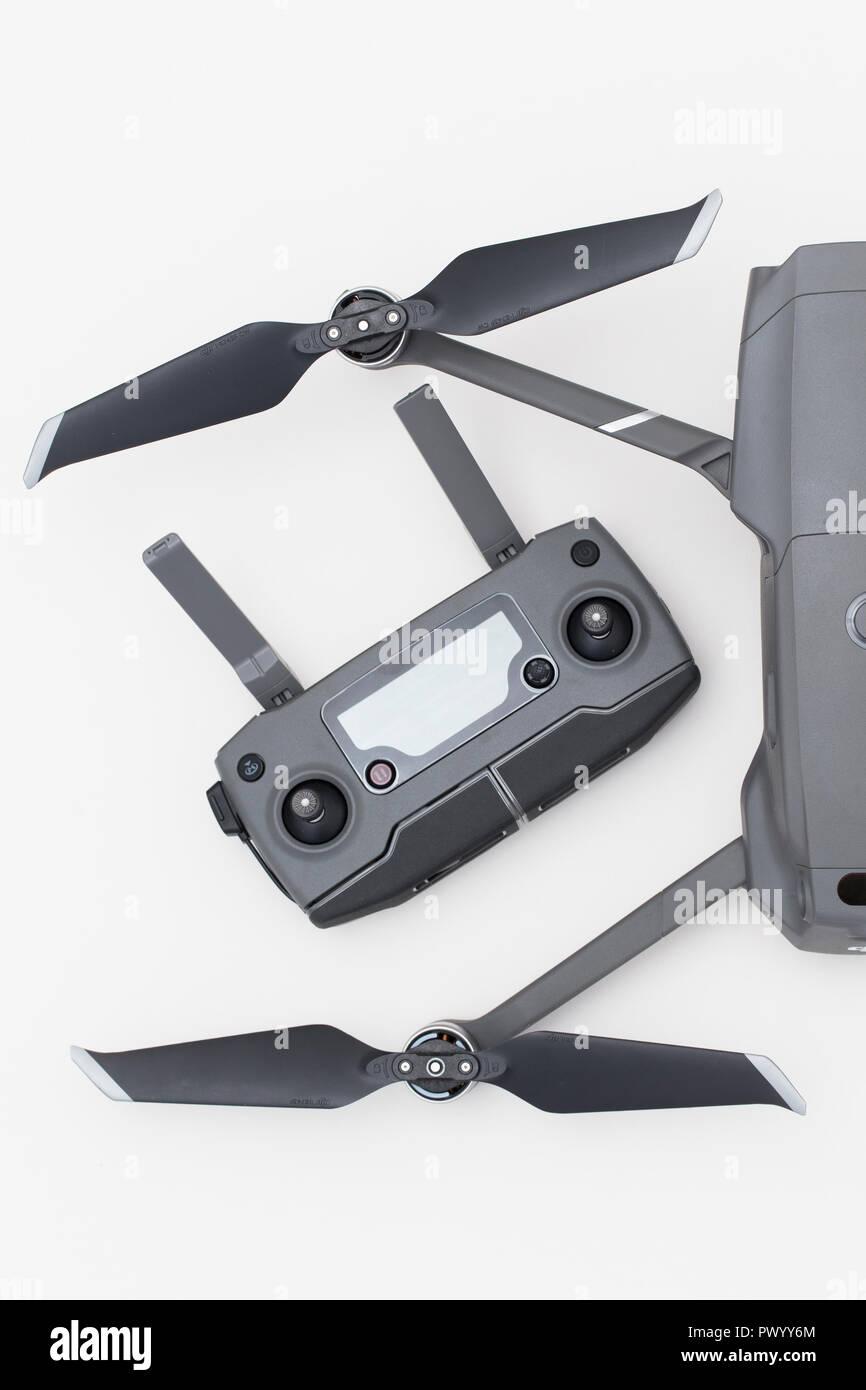 drone x pro build