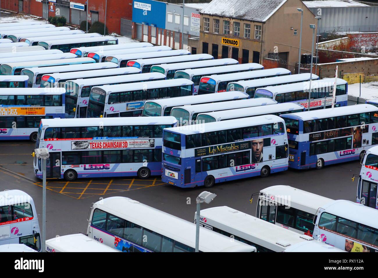 Bus Depot Stock Photos Amp Bus Depot Stock Images Alamy