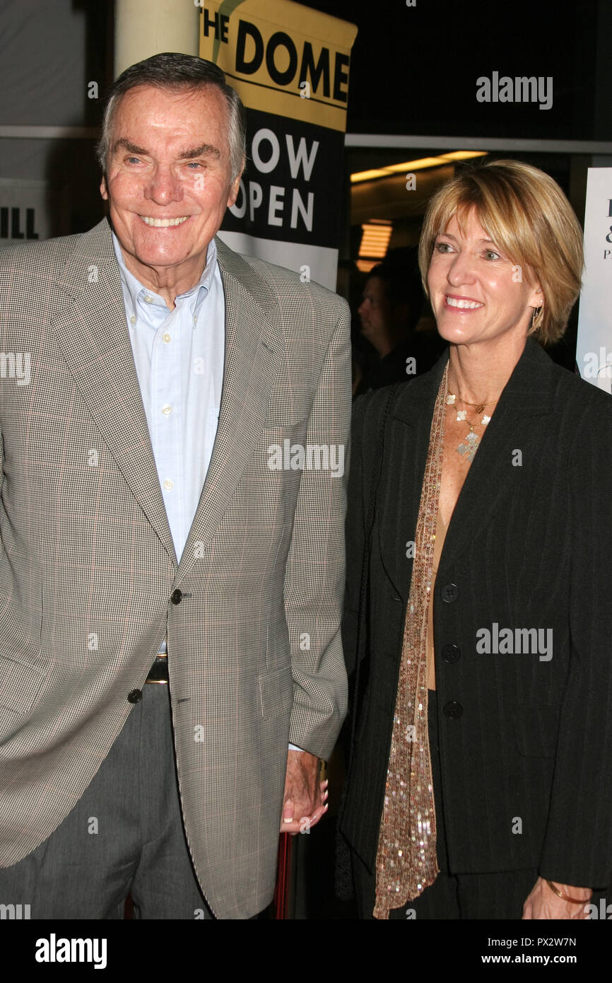 Peter Marshall  10/19/07 'Music Within' Premiere  @ Arclight Cinemas, Hollywood Photo by Akira Yamada/HNW / PictureLux   October 19, 2007   File Reference # 33686_959HNWPLX - Stock Image