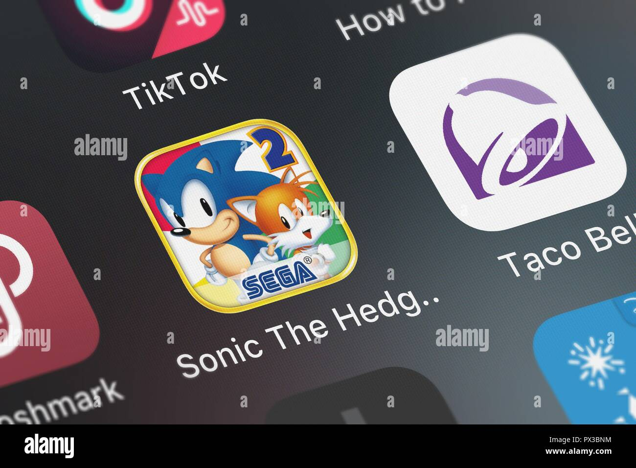 Sonic The Hedgehog Classic High Resolution Stock Photography And Images Alamy