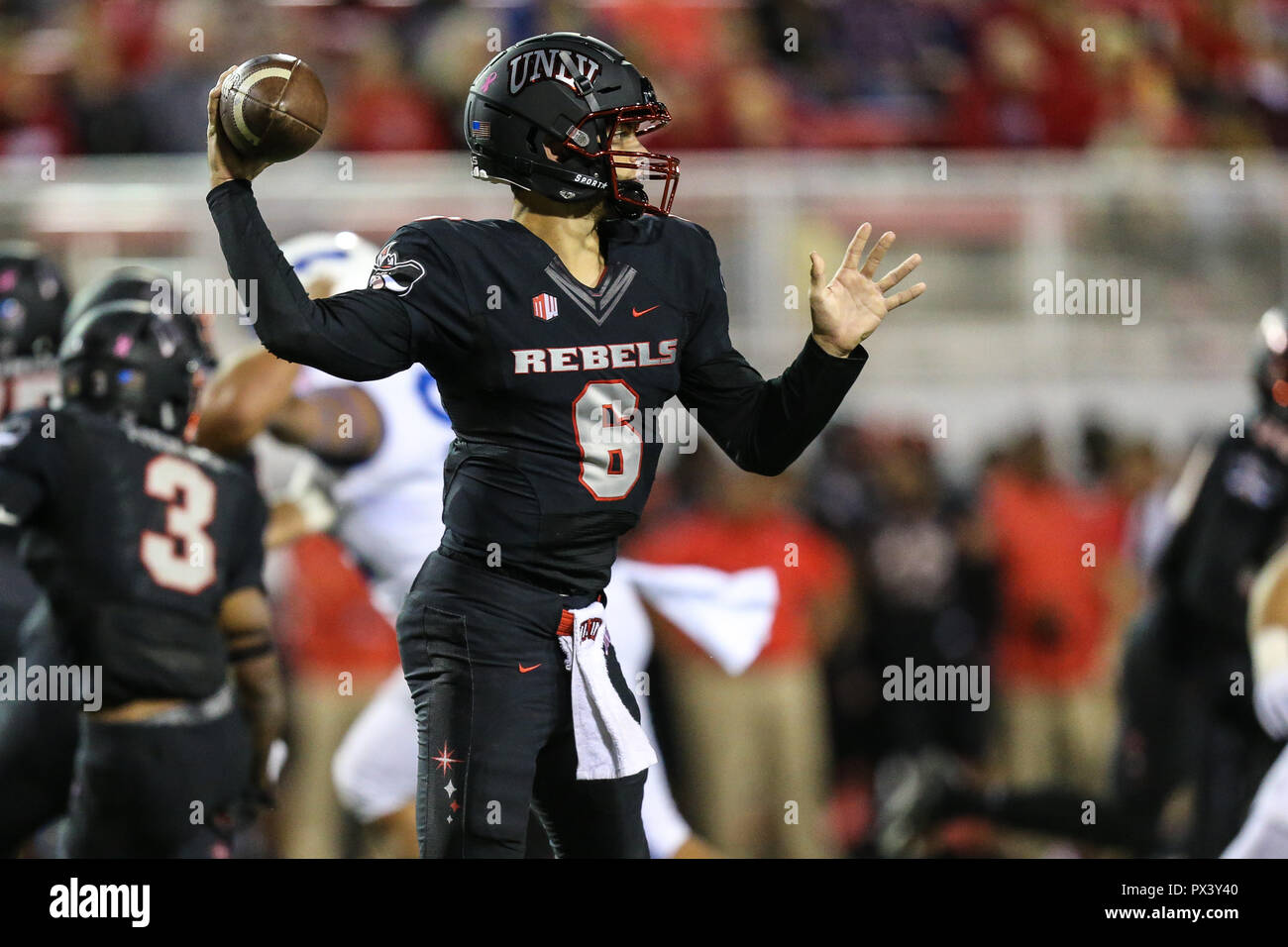 buy popular 54bda 9b393 October 19, 2018: UNLV Rebels quarterback Max Gilliam (6 ...