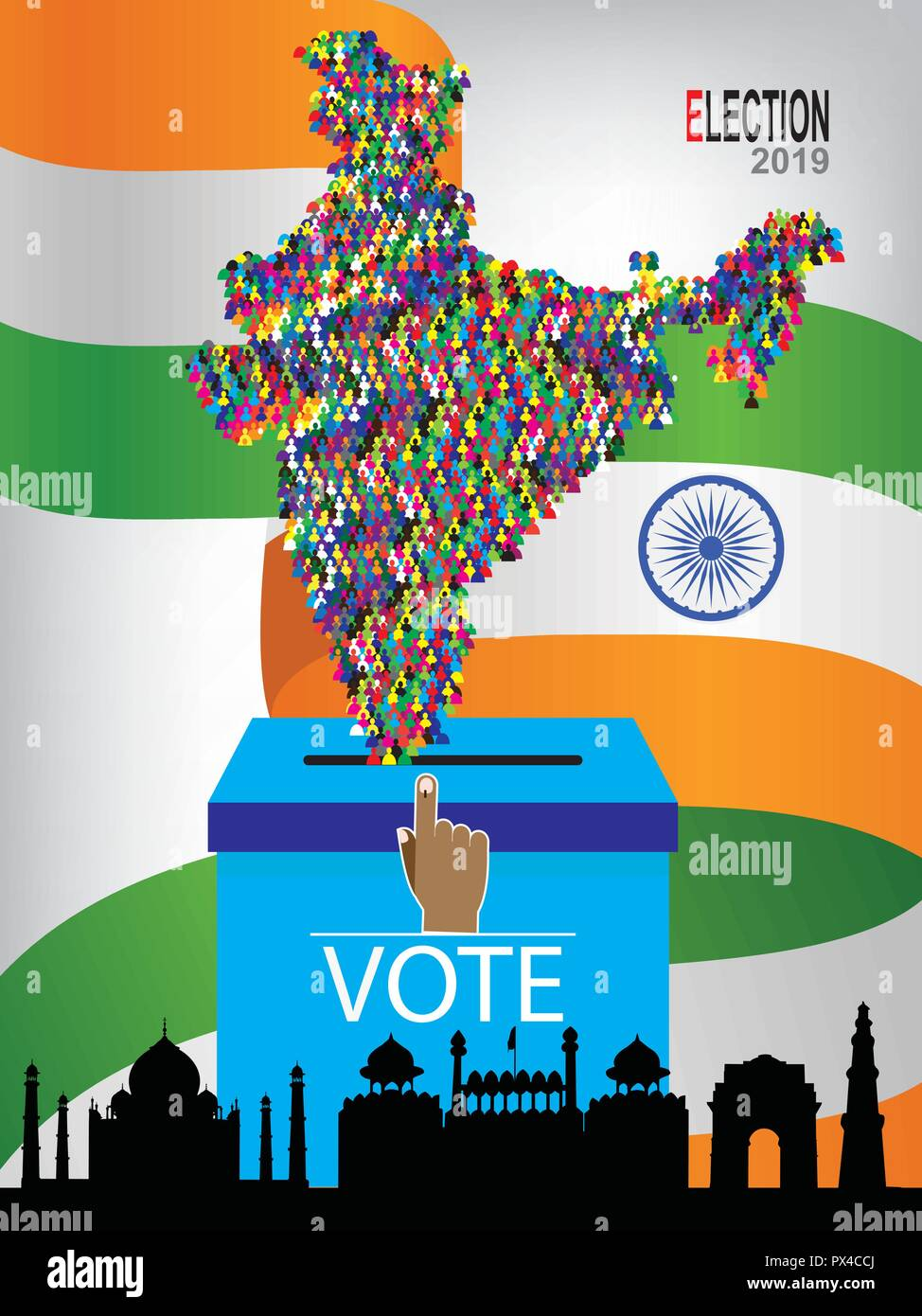Image result for indian election 2019