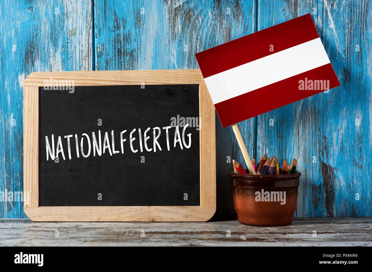 bf61035f7fb Austrian German Flag Stock Photos   Austrian German Flag Stock ...