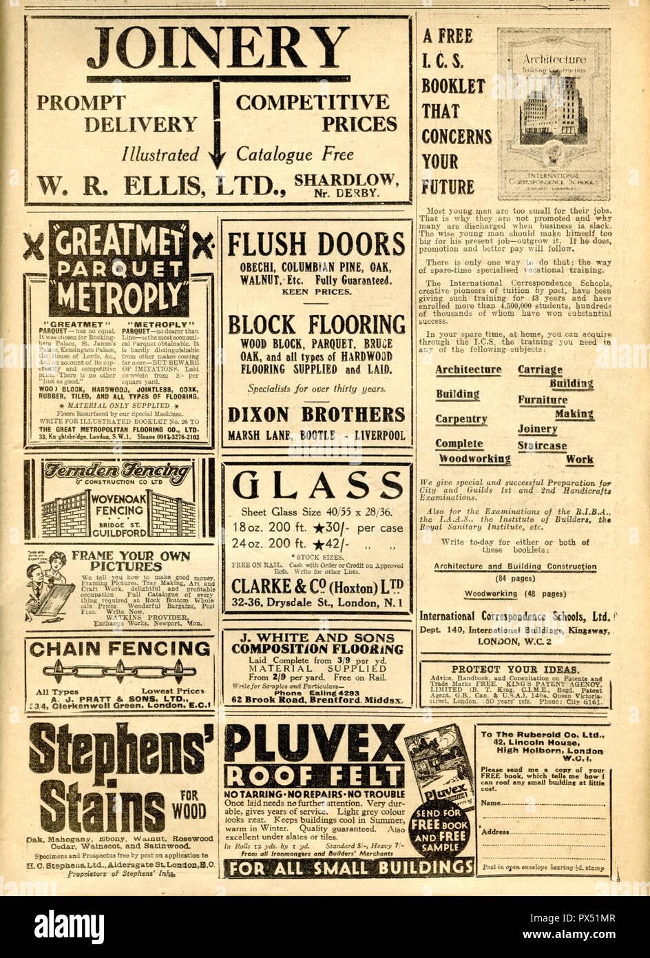 Vintage Practical Engineering Magazine Spring Design July 1946