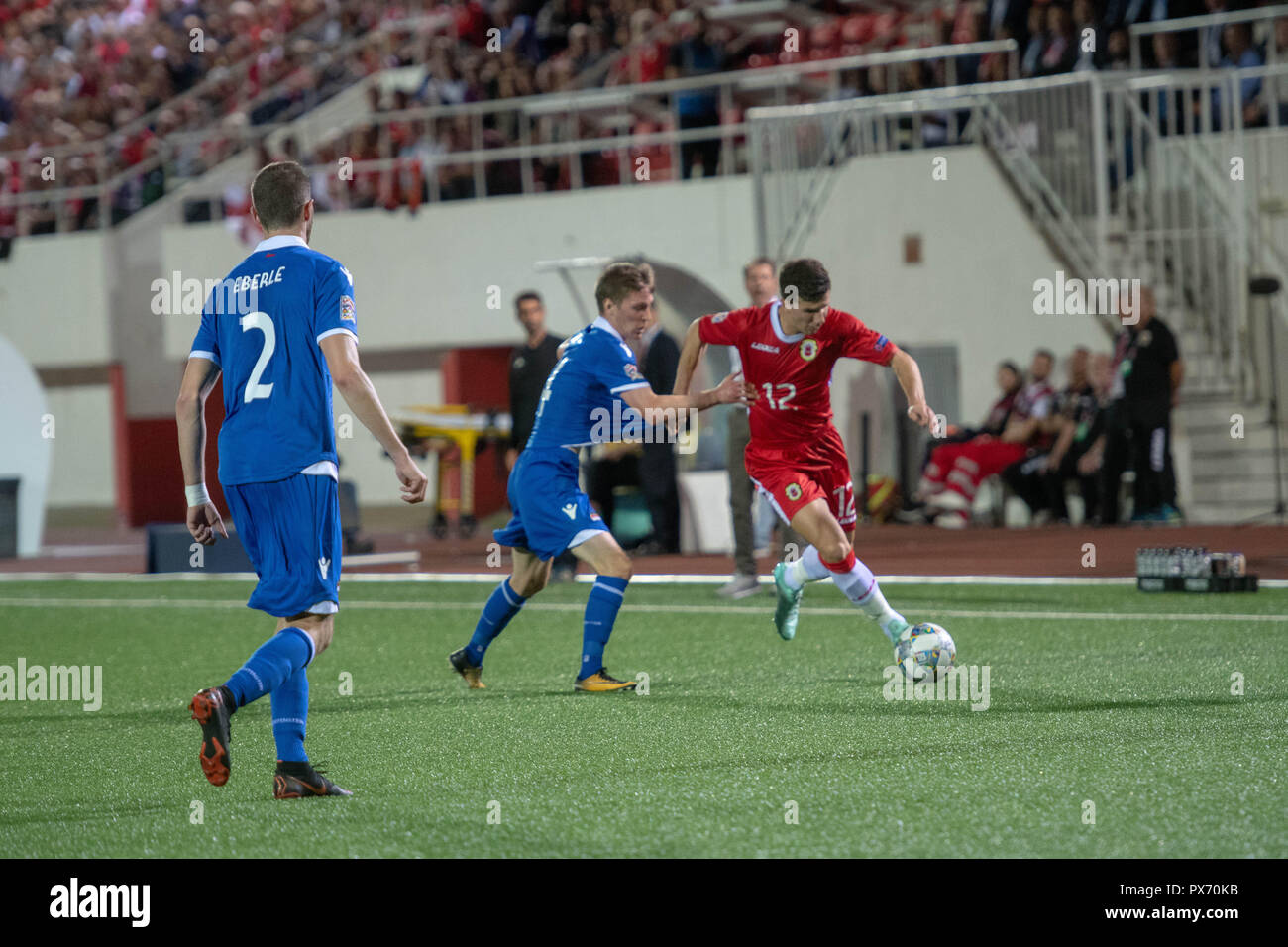 Gibraltar Uefa Nations League