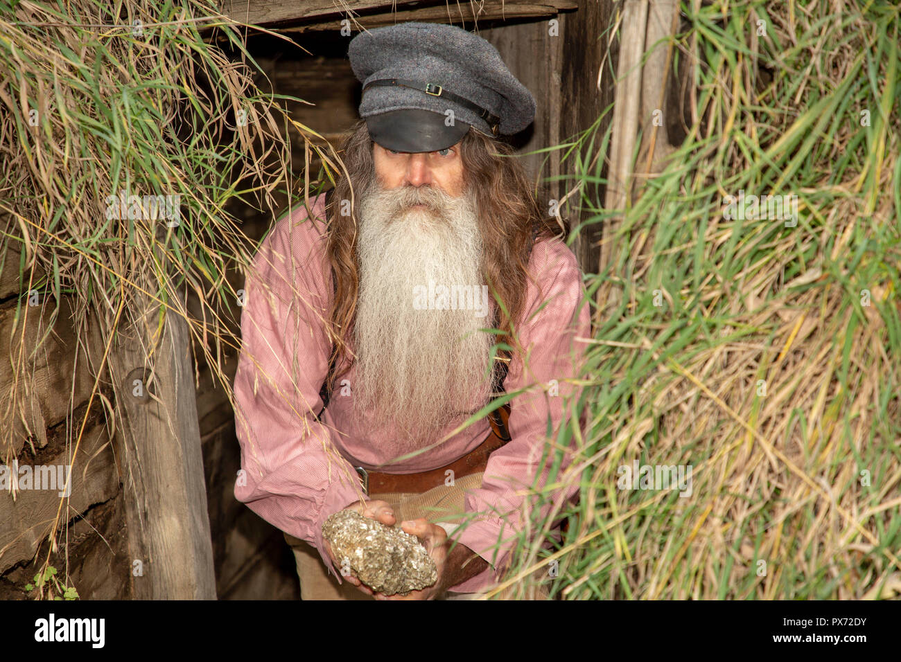 Old Prospector Stock Photos Old Prospector Stock Images Alamy