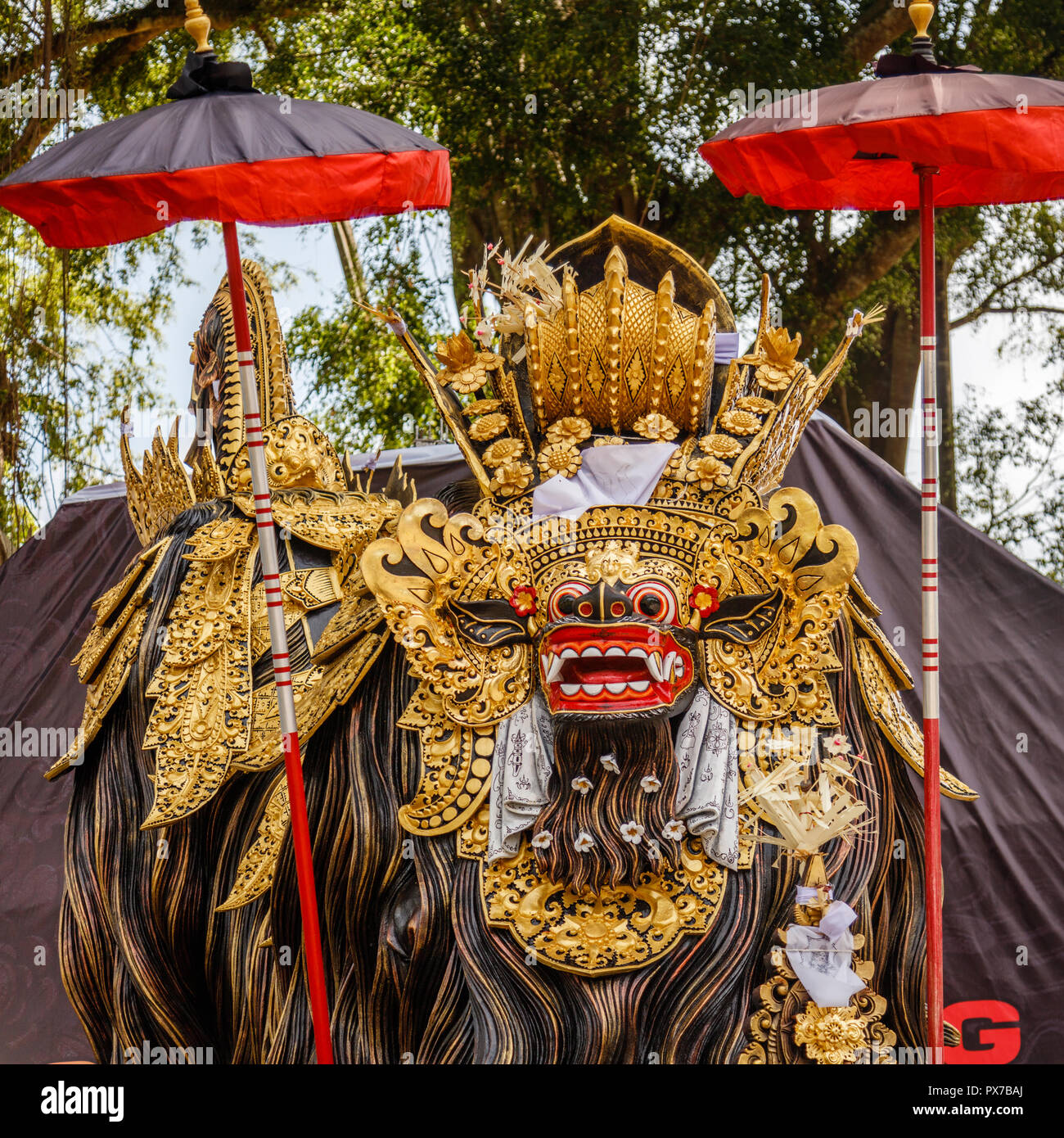 barong bali lion high resolution stock photography and images alamy https www alamy com barong ket balinese hindu mythology character bali indonesia image222668058 html