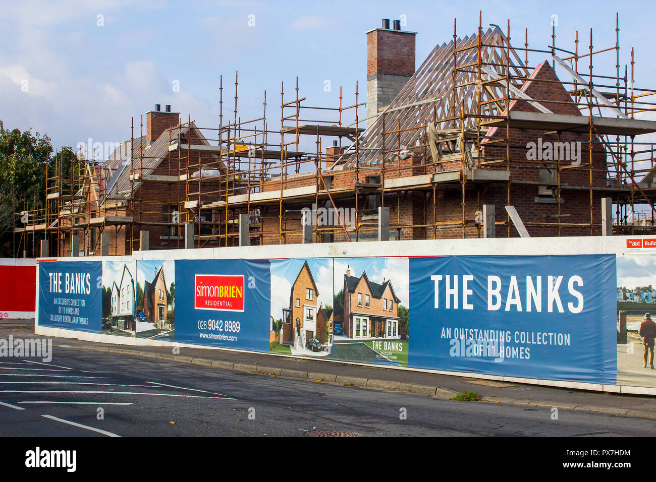 Contractor Signs Stock Photos & Contractor Signs Stock Images - Alamy