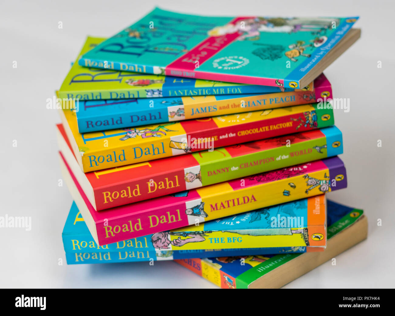 roald dahl books for kids