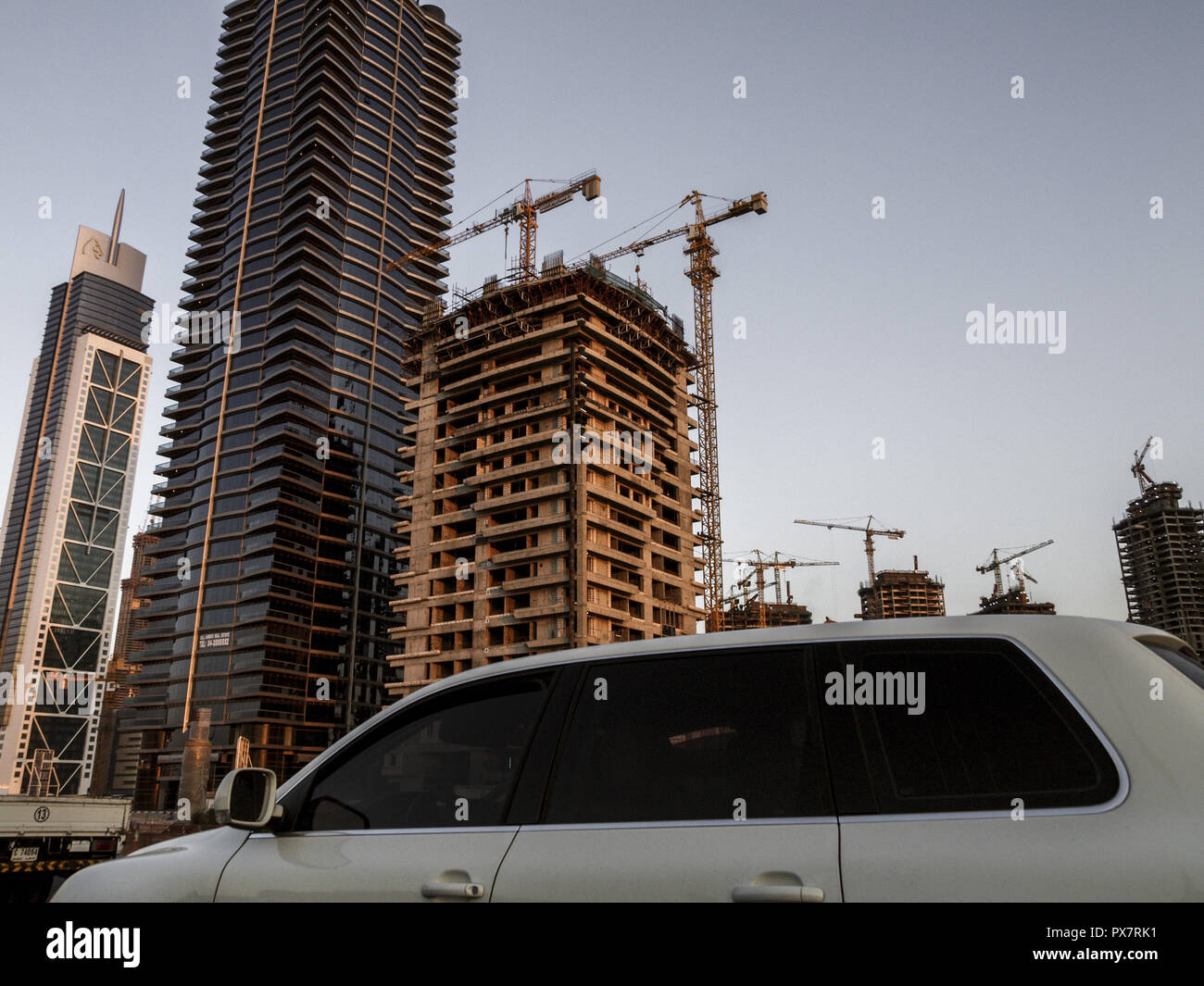 Dubai Dubai Limousine Stock Photos & Dubai Dubai Limousine