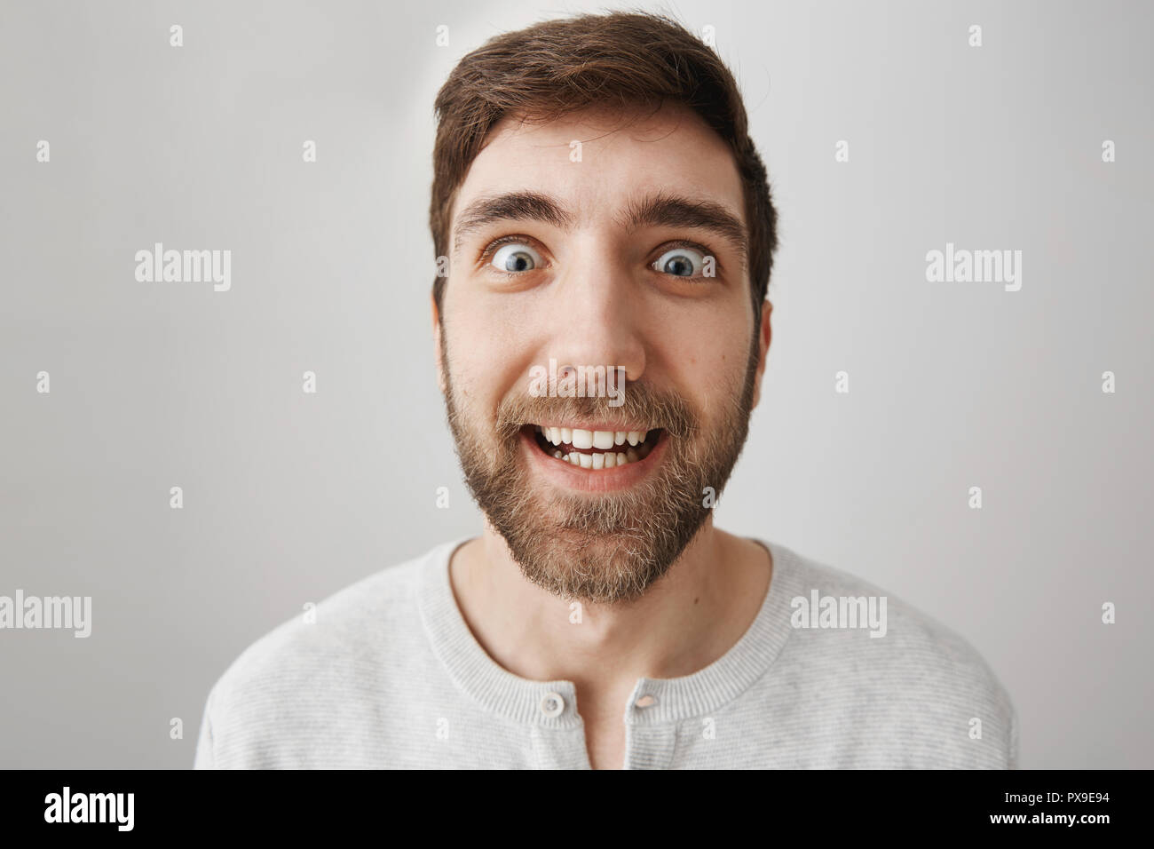 Acting Crazy Stock Amp Images Alamy
