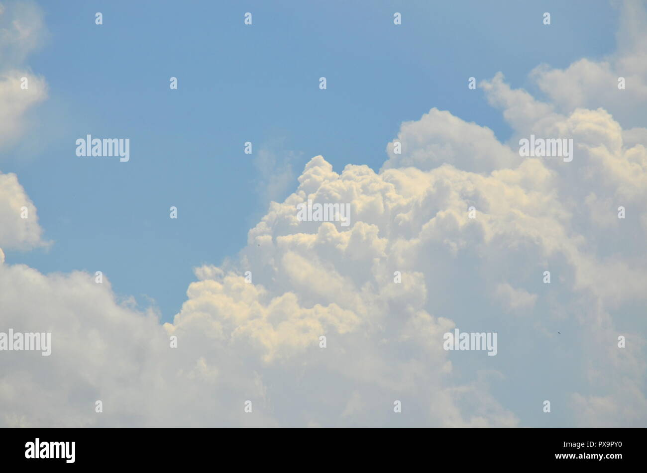 Clouds for backgrounds, screen savers and art. - Stock Image