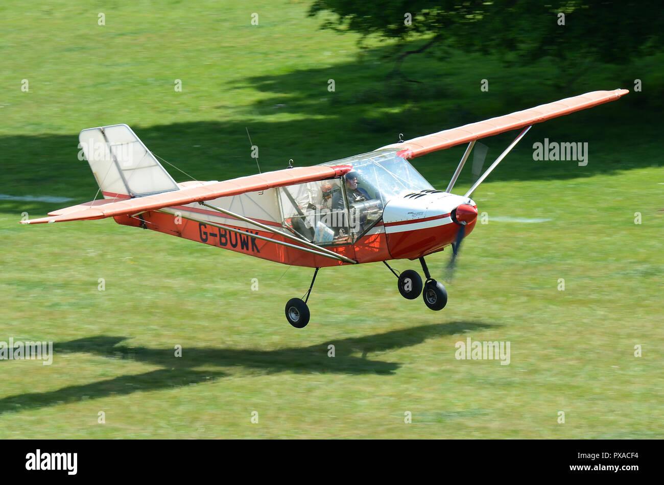 Light Sport Aircraft Stock Photos & Light Sport Aircraft