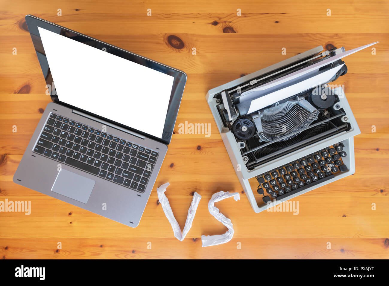 old technology vs new technology pictures