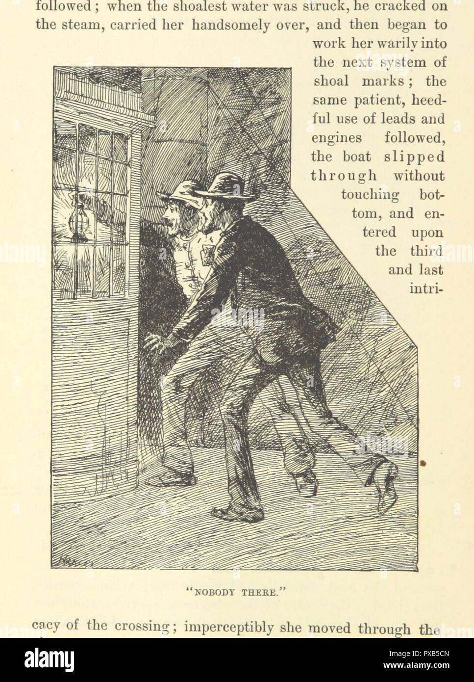 page 146 of 'Life on the Mississippi. By Mark Twain (Samuel L. Clemens) . With more than 300 illustrations, etc' . - Stock Image
