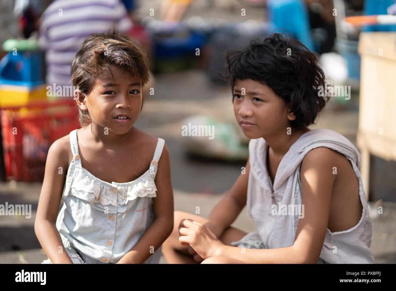 young philipino girls