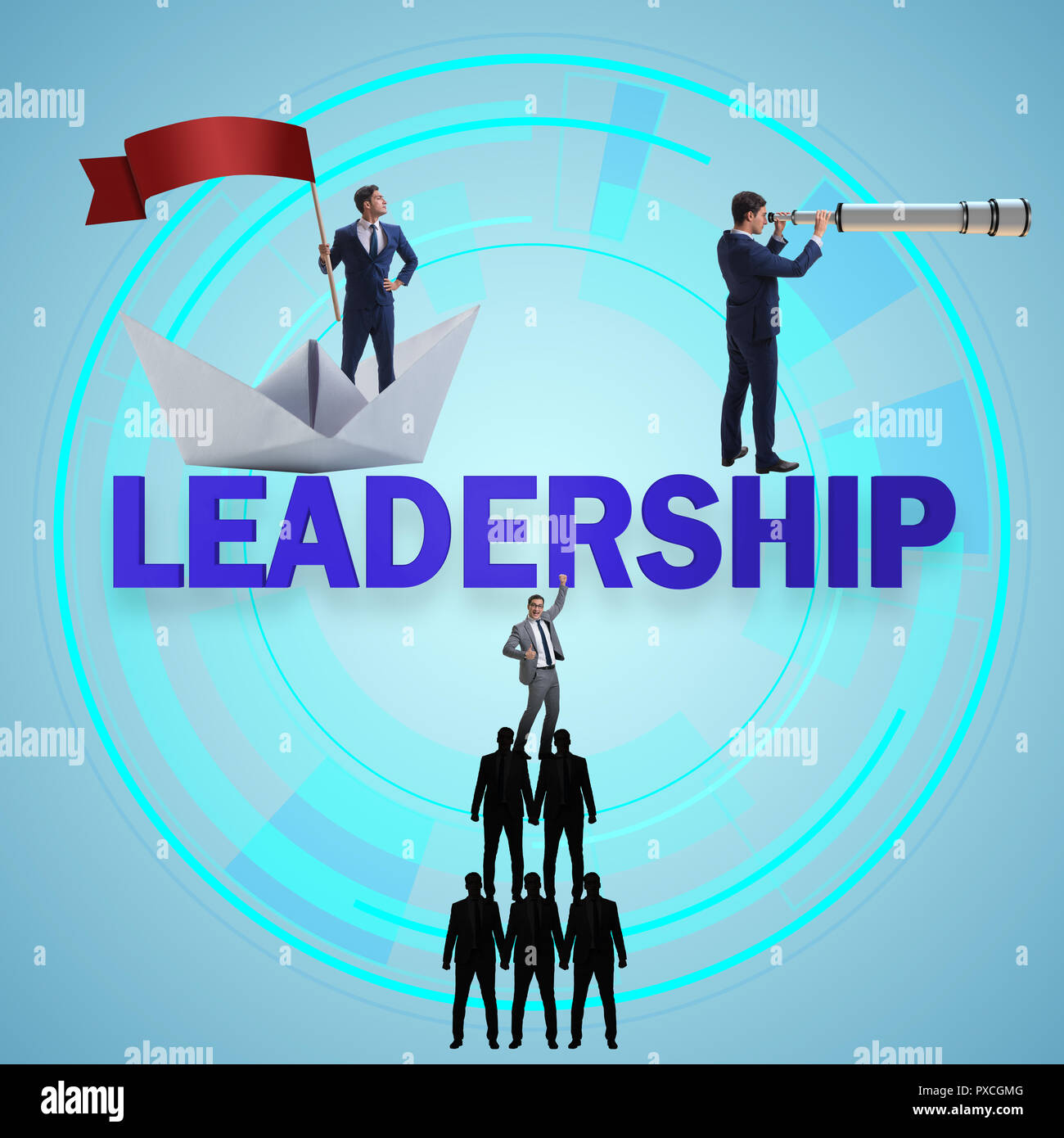 leadership situations