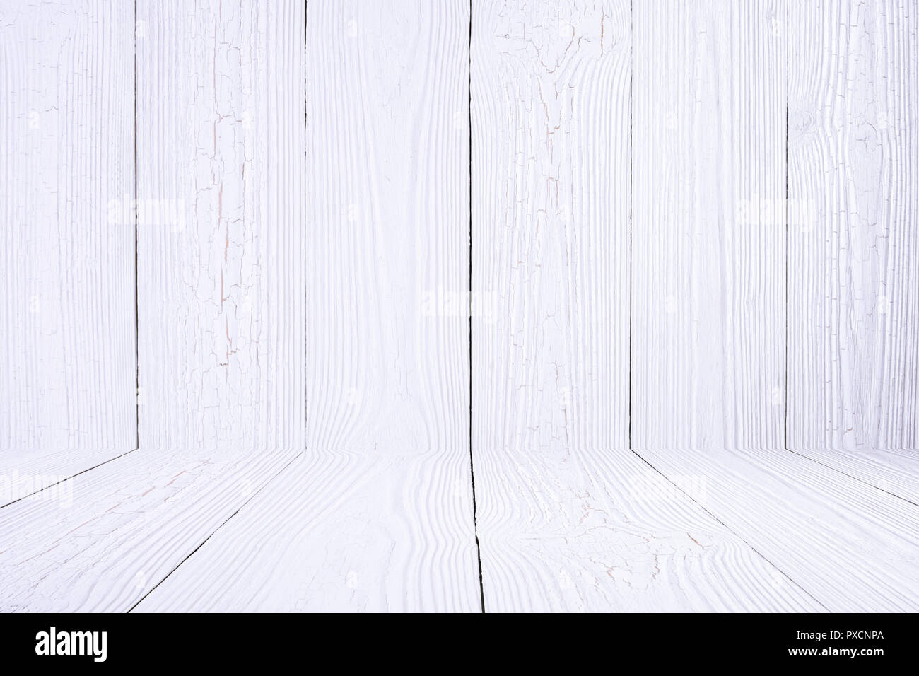 white wood background wall and floor wooden texture surface
