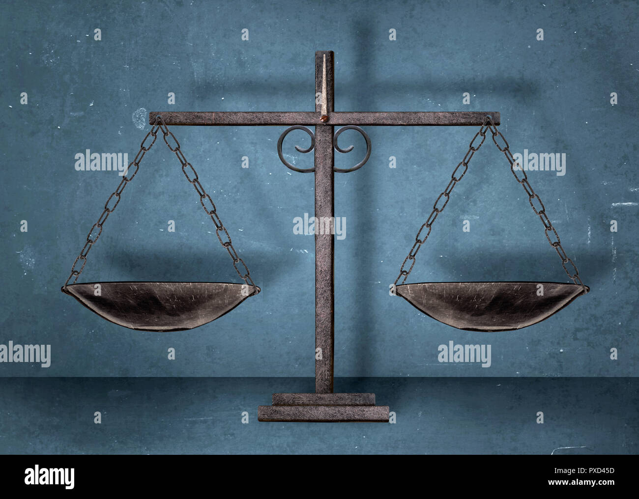 balance bar pharmacist compensation equity court law - Stock Image