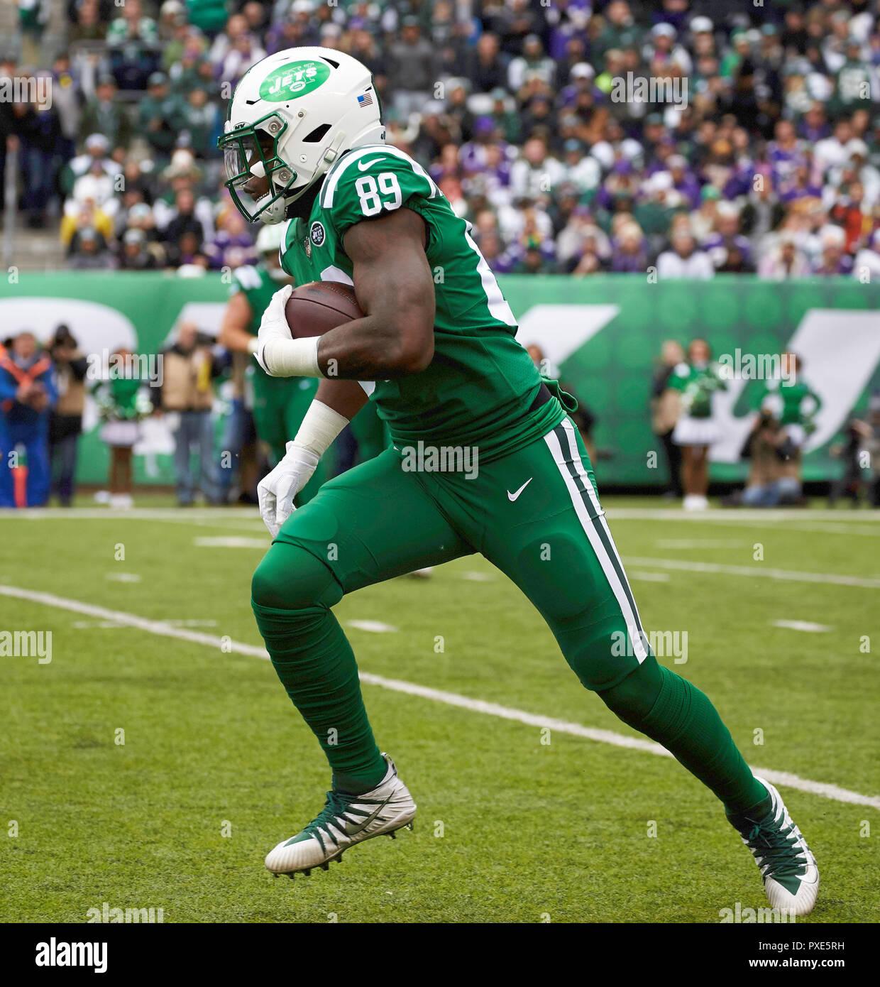 Chris Herndon New York Jets Game Jersey - Green