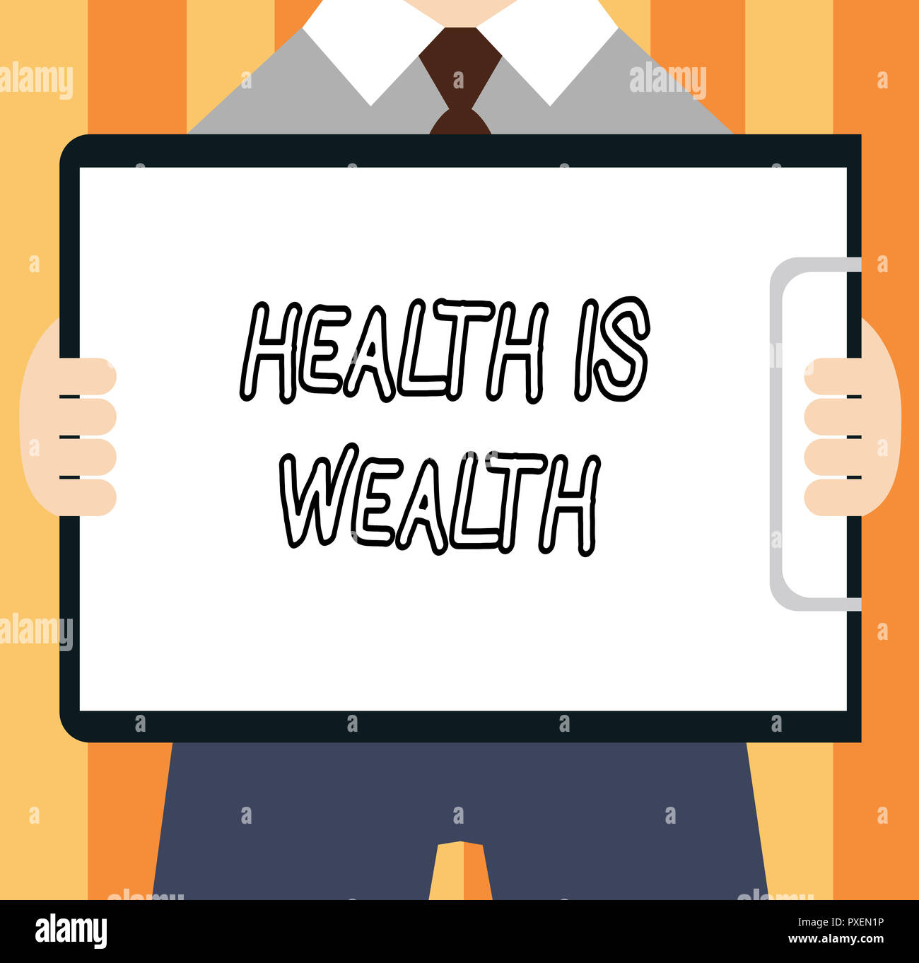 importance of health compared to wealth