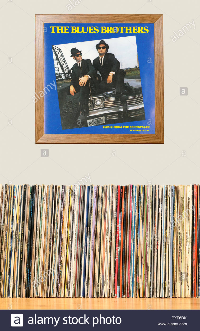 Dan Aykroyd Blues Brothers High Resolution Stock Photography And Images Alamy