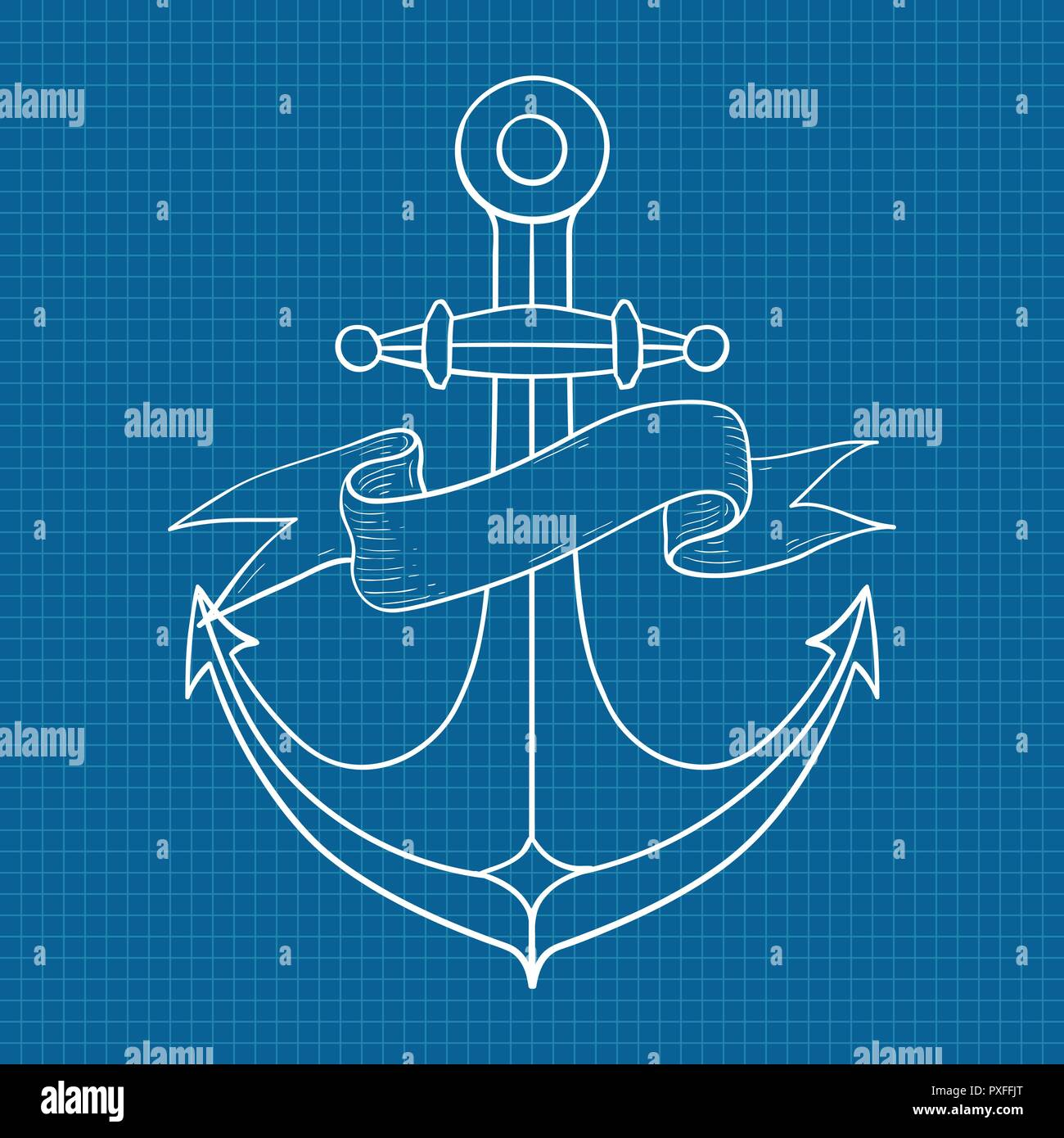 Anchor Tattoo High Resolution Stock Photography And Images Alamy