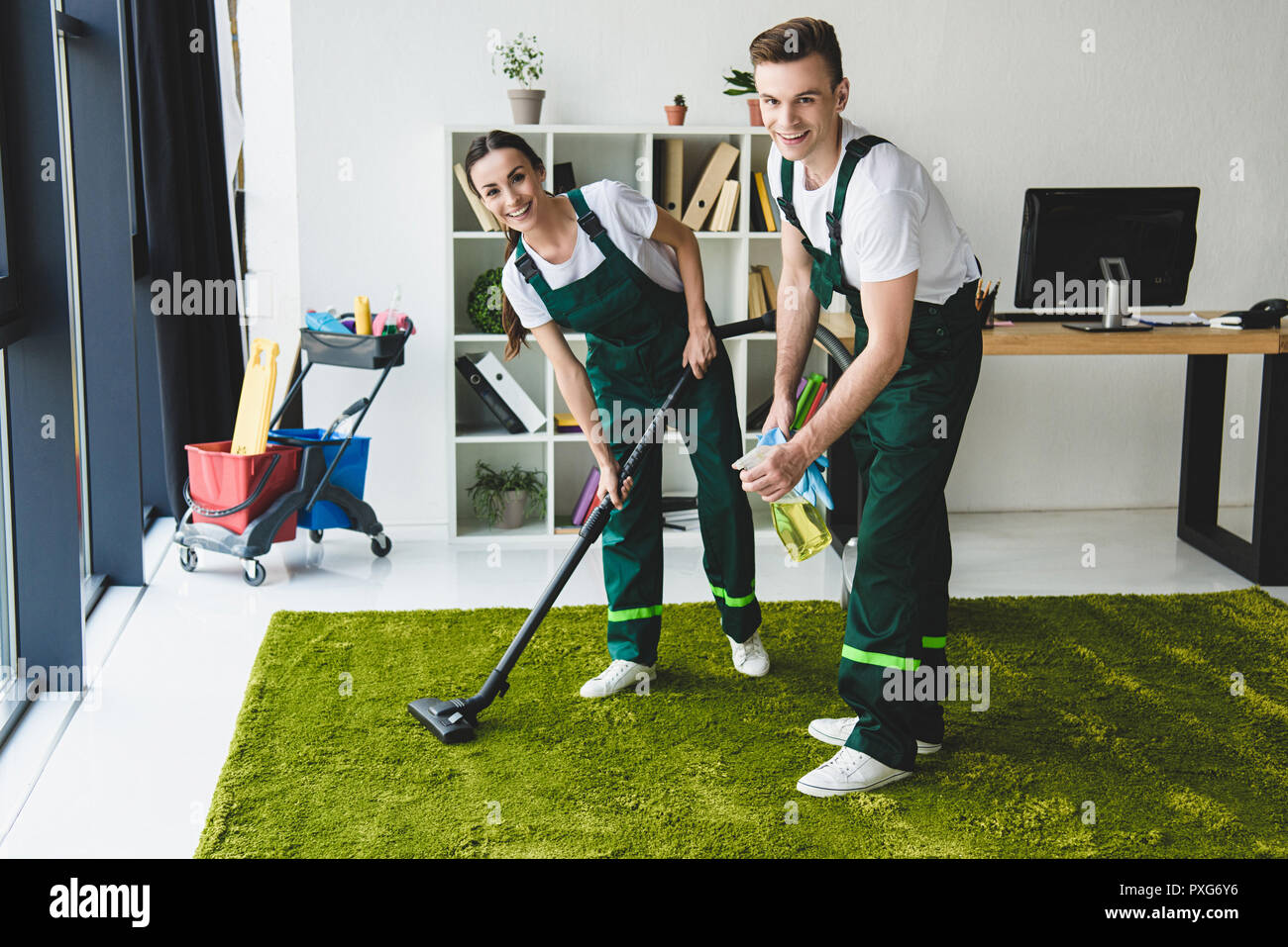 Janitors Stock Photos Amp Janitors Stock Images Alamy