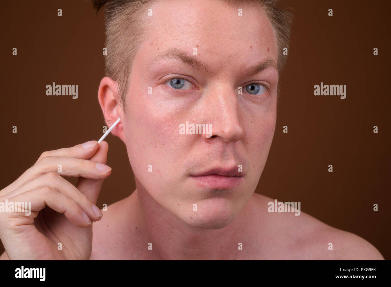 how to clean waxy ears
