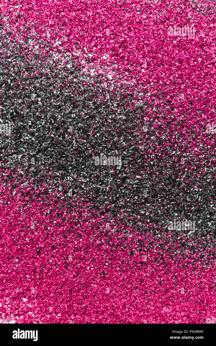 Background Of Three Stripes Of Pink And Black Glitter Design For Festive Design Stock Photo Alamy