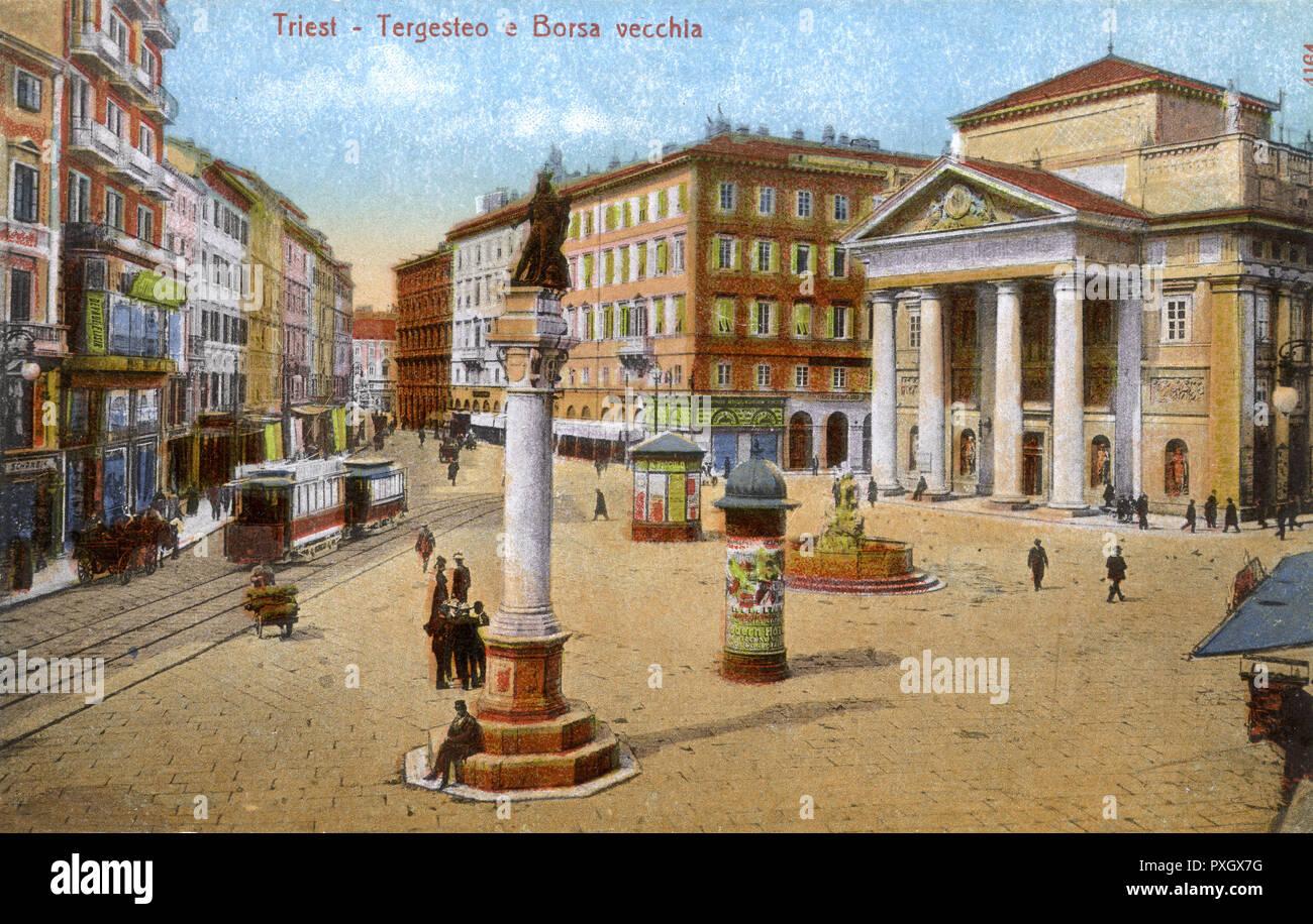dating Trieste