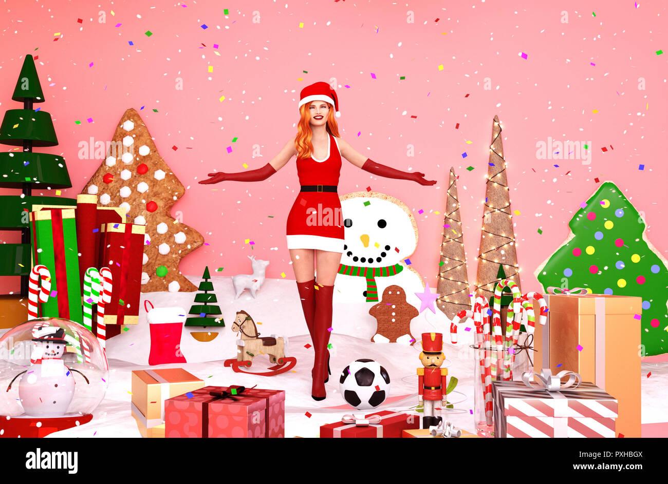 Christmas Land.Christmas Land Stock Photos Christmas Land Stock Images