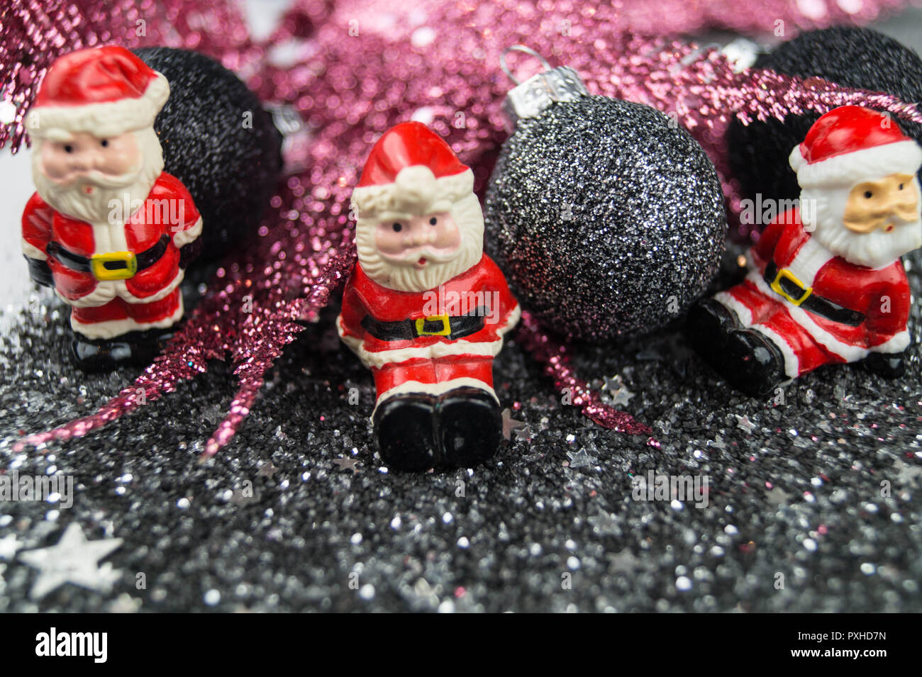Annual Christmas decoration - Stock Image