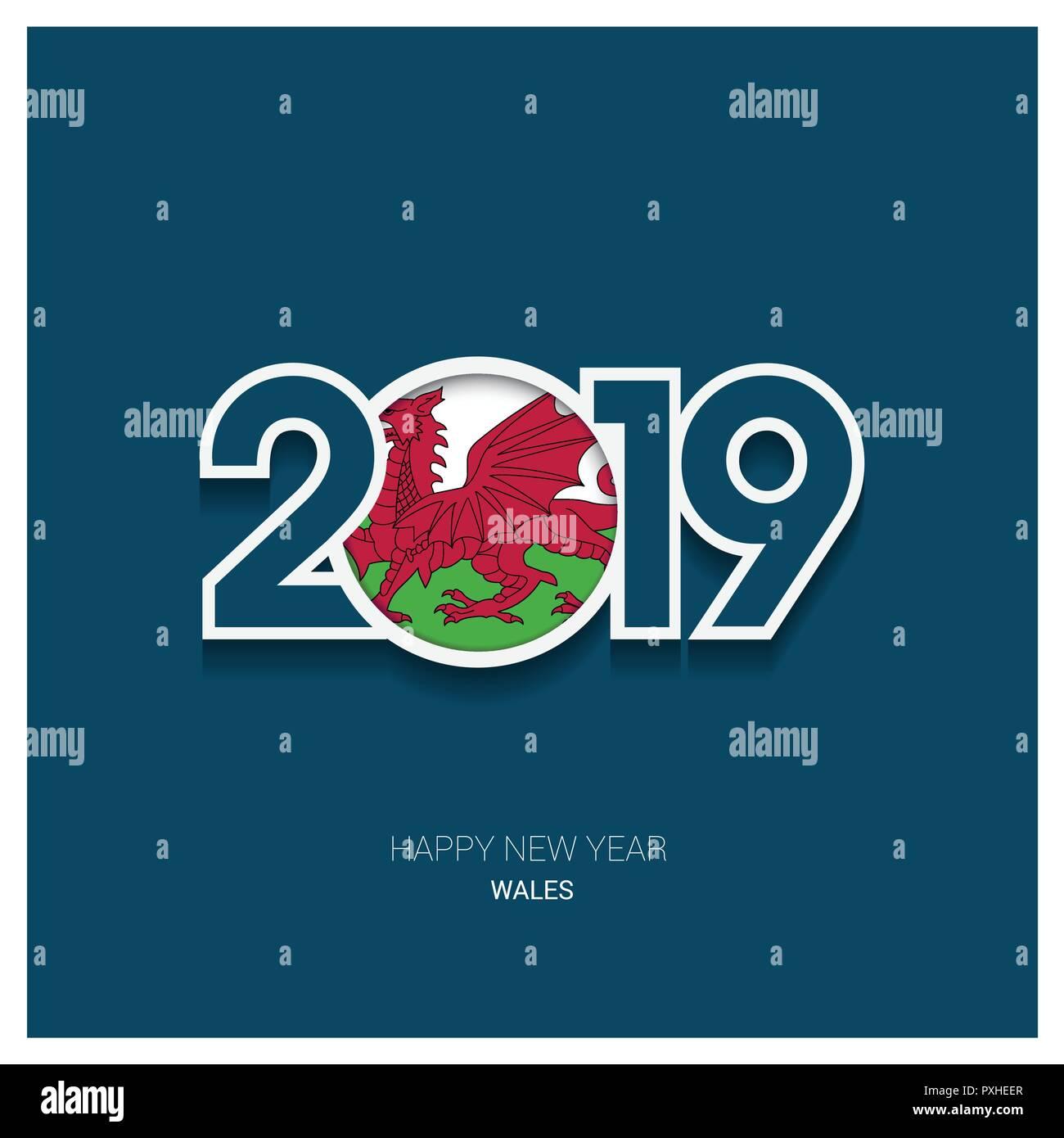 Resultat d'imatges de happy new year 2019 from walles
