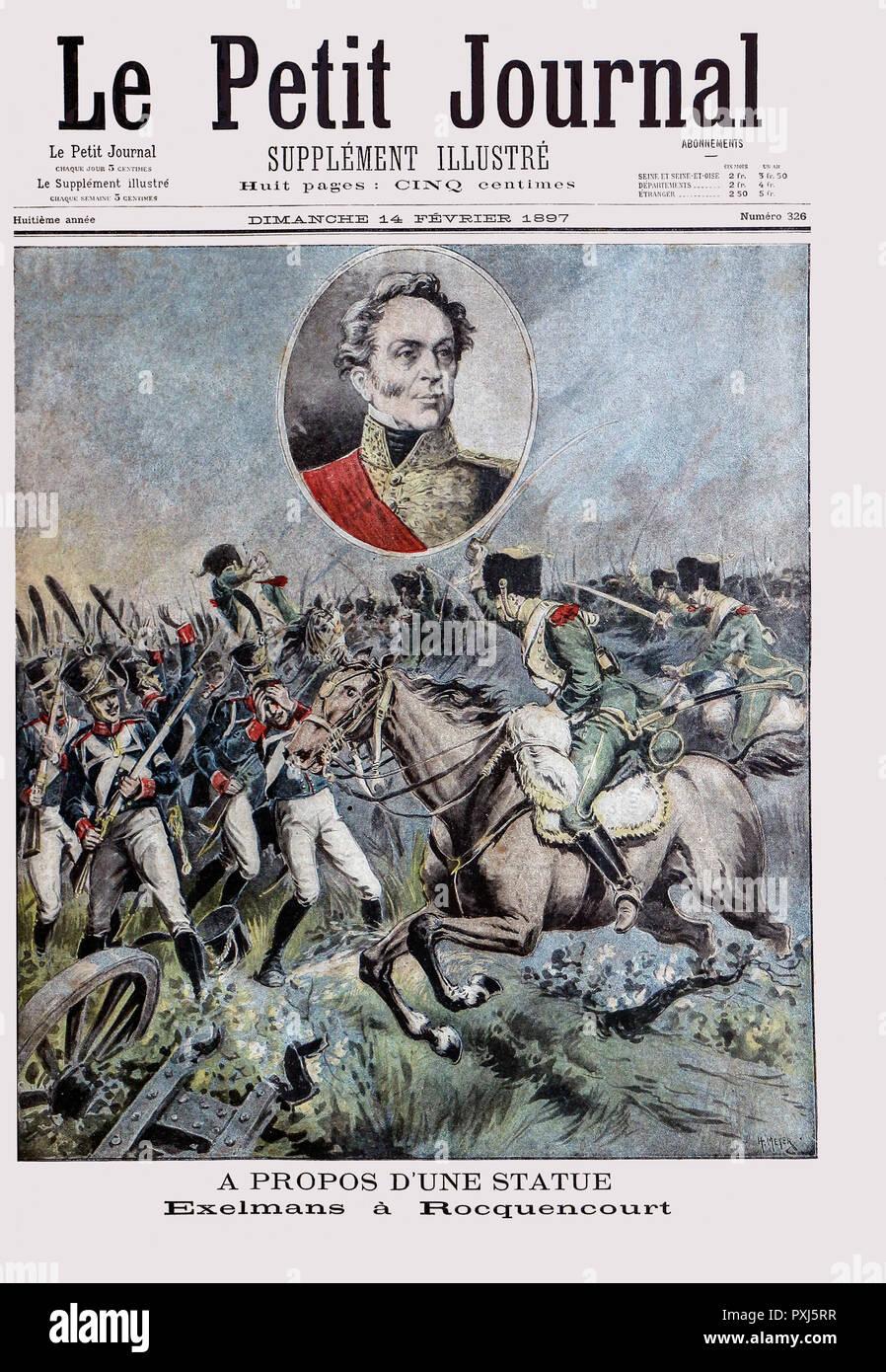 Le Petit Journal - Stock Image