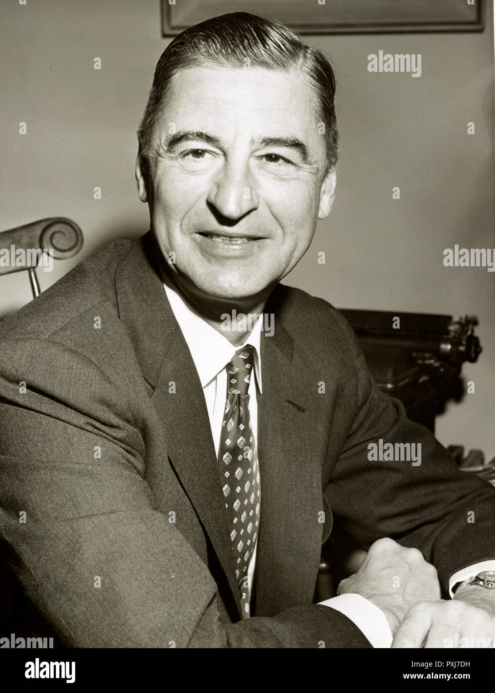 Ted Geisel. Theodore Seuss Geisel, children's author Ted Geisel, writer of Dr. Seuss - Stock Image