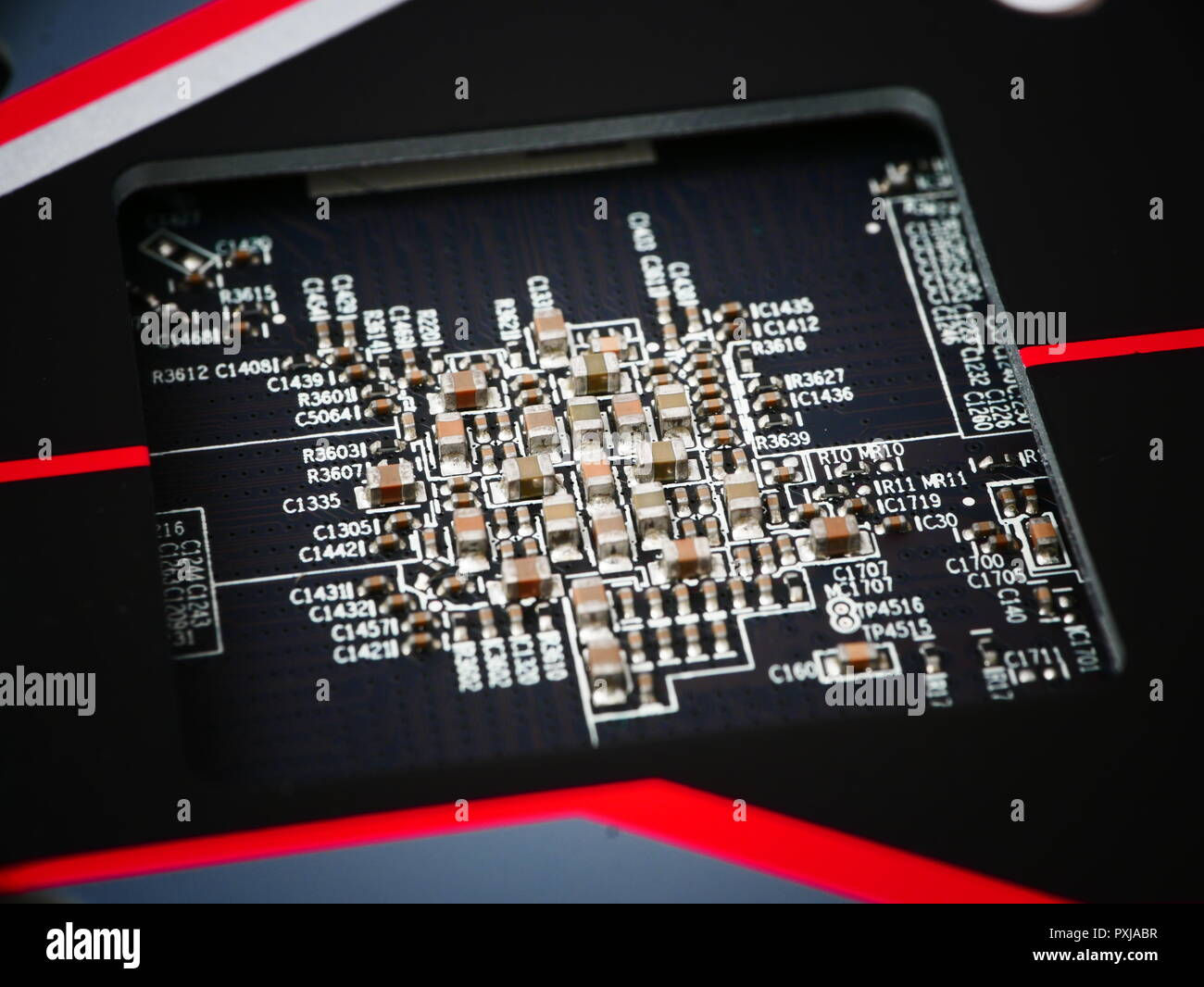 Circuit Board Digital