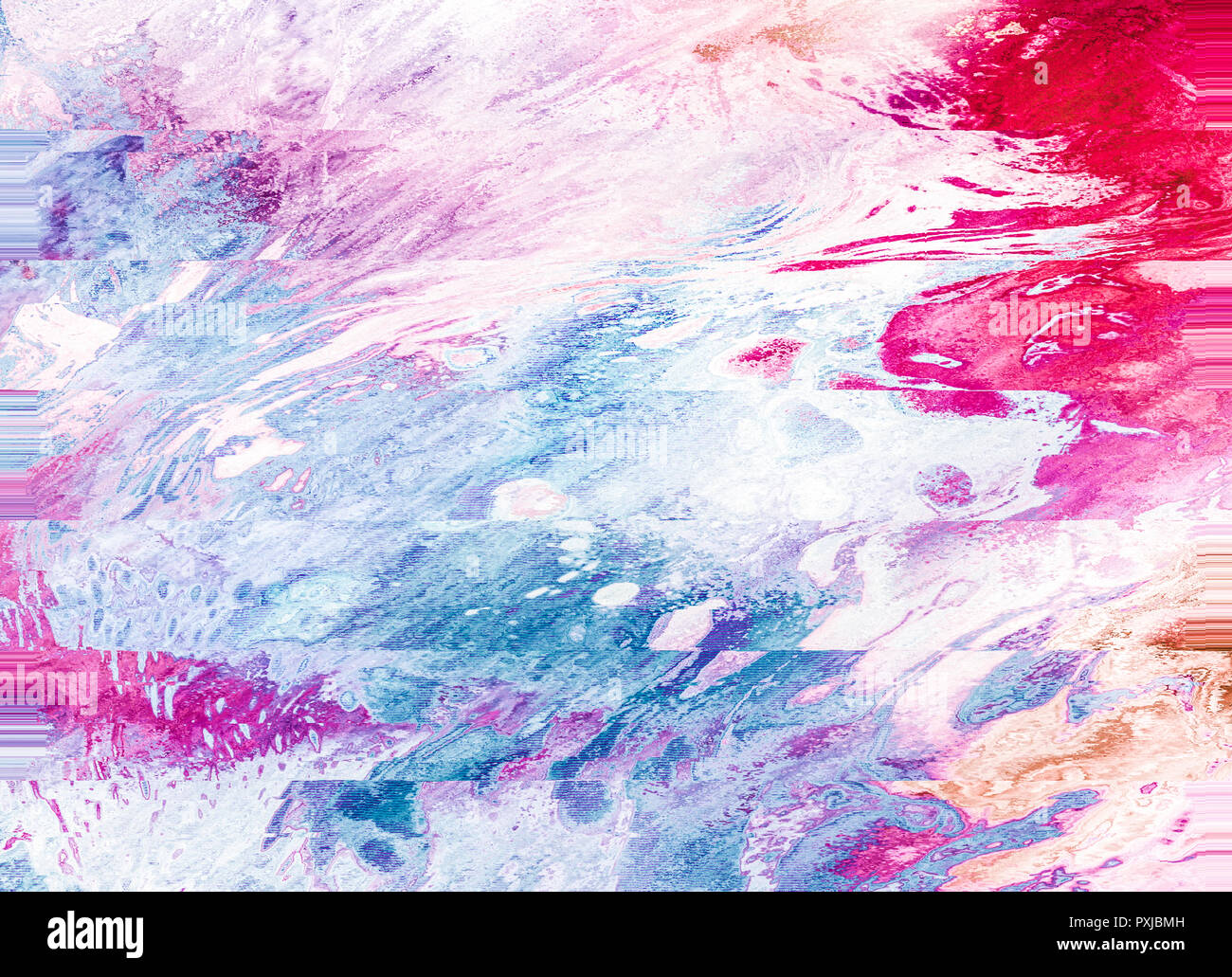 Colorful Abstract Background Wallpaper And Rich Bright