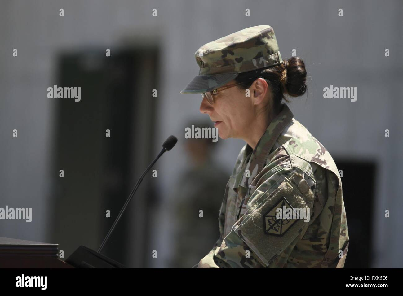 Commander Of The 200th Military Police Command High Resolution Stock Photography And Images Alamy