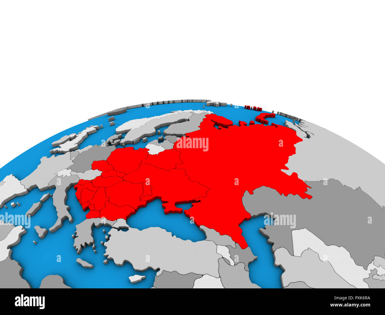Eastern Europe on political 3D globe. 3D illustration Stock ... on topological map of eastern europe, geography map of eastern europe, geopolitical map of central europe, geological map of eastern europe, tactical map of eastern europe, history map of eastern europe, ethnic map of eastern europe, ecological map of eastern europe, strategic map of eastern europe,