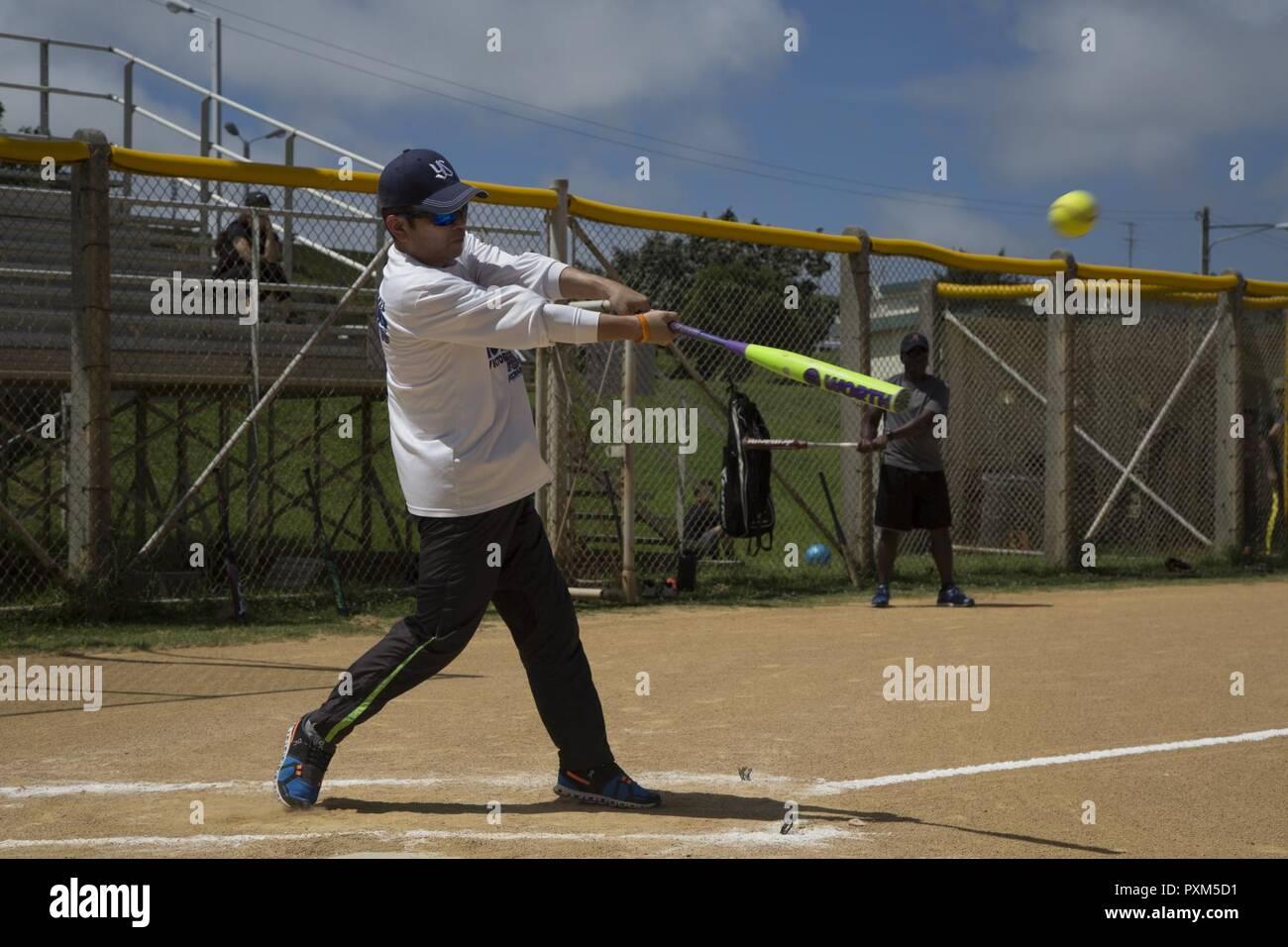 June is full of ball batter