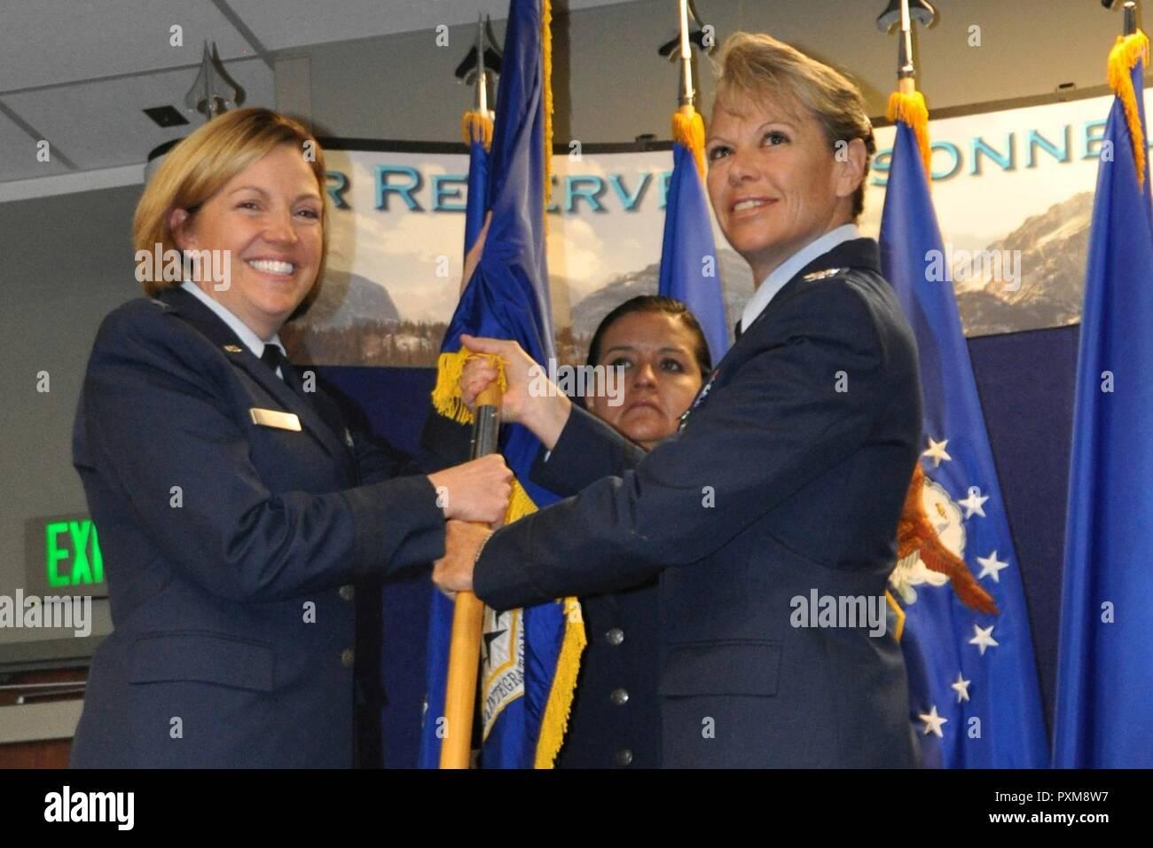 Air Reserve Personnel Center Commander Stock Photos & Air