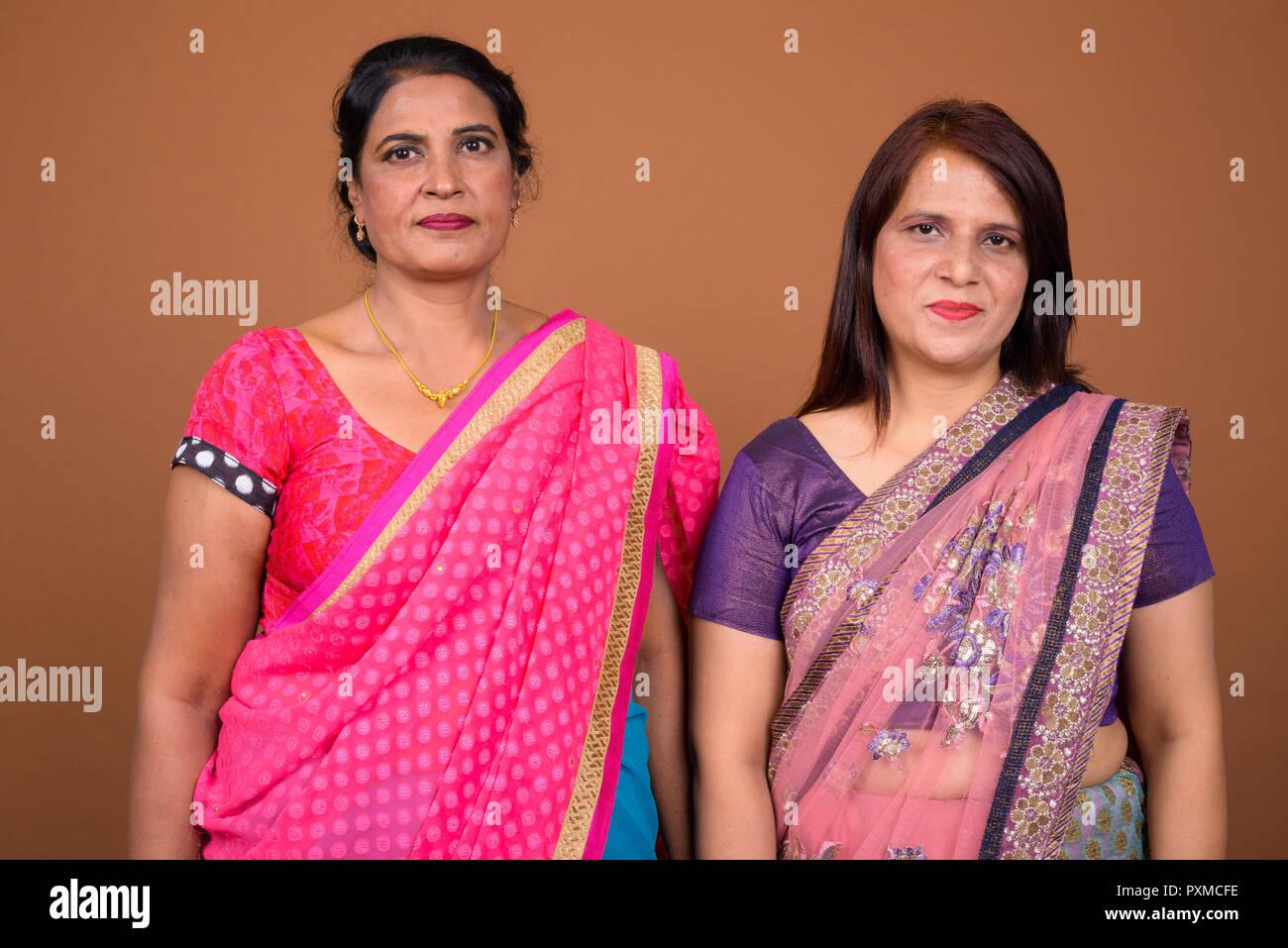 Beautiful mature indian women