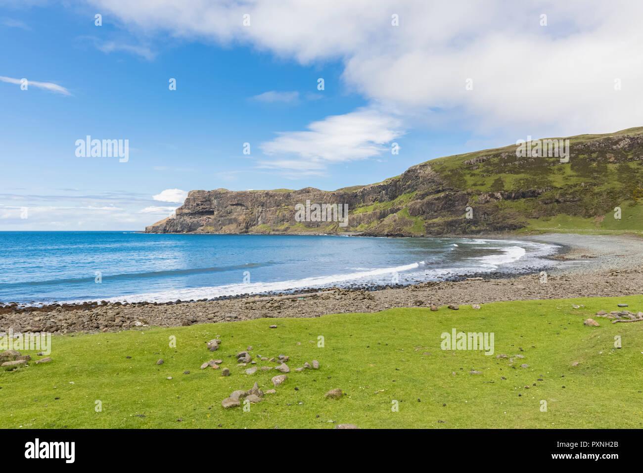 UK, Scotland, Inner Hebrides, Isle of Skye, scenic - Stock Image