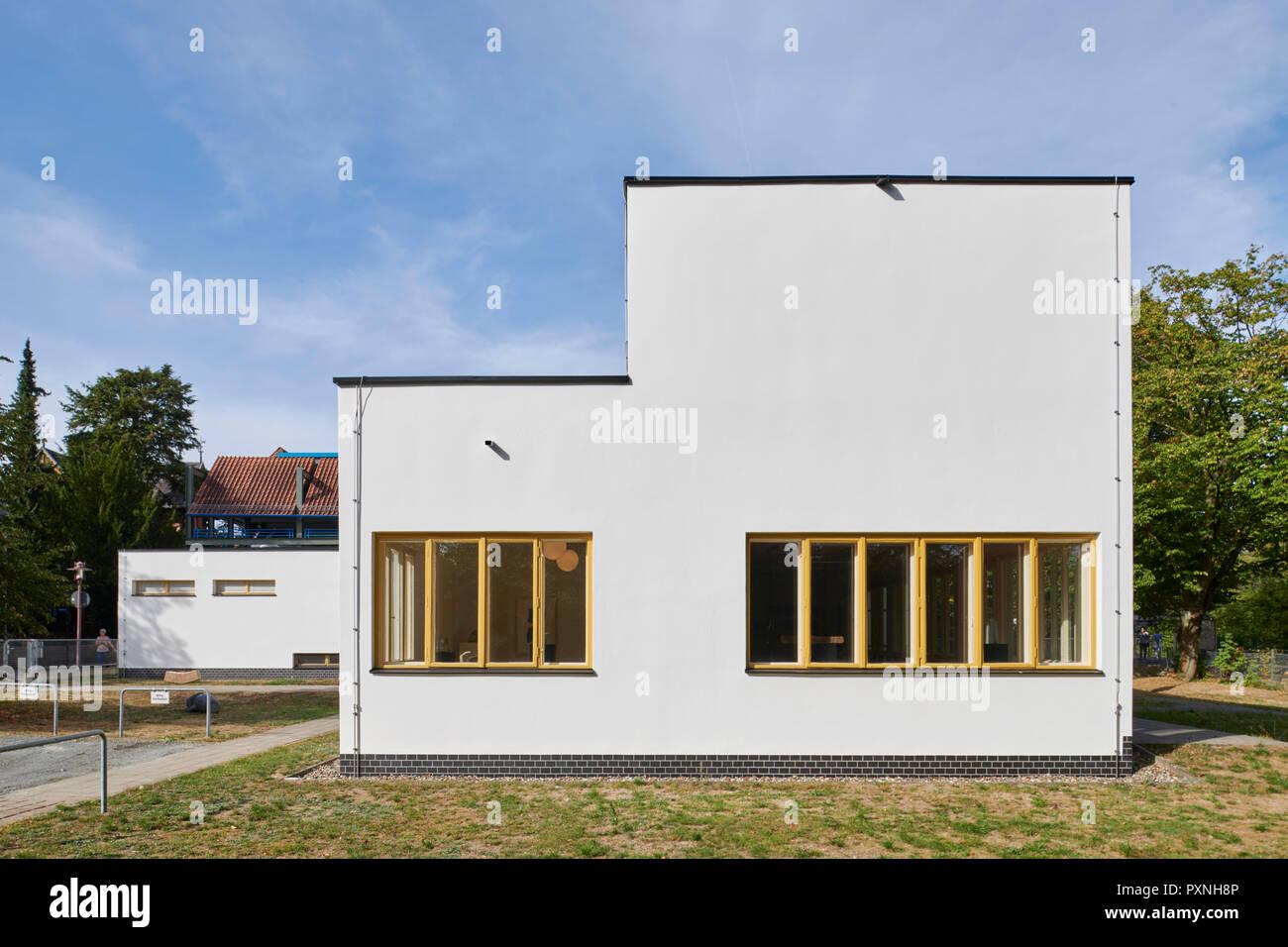 Direktorenhaus Celle - Stock Image