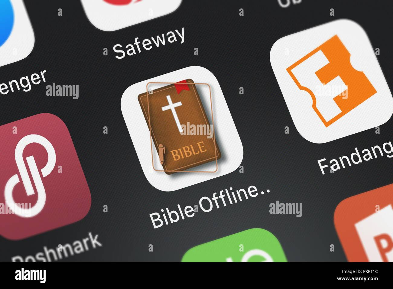 Red Letter Bible App