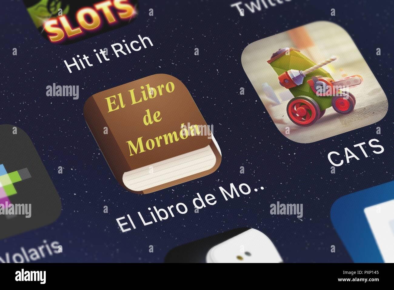 Mormonin dating App